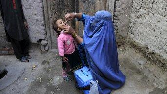 Ребенок в Афганистане. Архивное фото