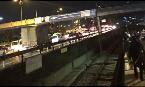 Взрыв в стамбульском метро