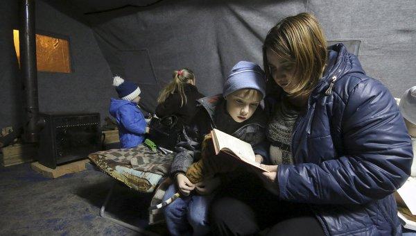 Как Крым переживает энергоблокаду