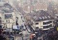 Непогода в Киеве. Архивное фото