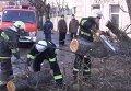 Последствия непогоды в Черновицкой области. Видео
