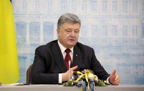 Порошенко предложил Литве услуги украинских компаний по газопроводу в Польшу
