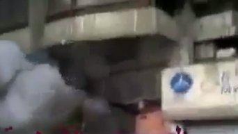 В Каире забросали ночной клуб бутылками с горючей смесью