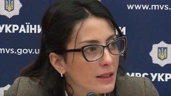 Глава Национальной полиции Хатия Деканоидзе о переаттестации полицейских