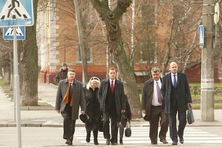 Первая сессия новоизбранного городского совета Чернигова