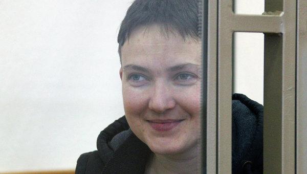 Юрист Савченко сказал, как можно освободить летчицу
