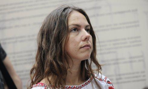 Сестра Надежды Савченко Вера. Архивное фото