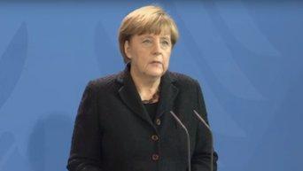 Меркель стала Человеком года по версии Time. Видео