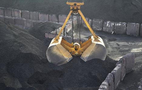 ДТЭК не принимает уголь - в Украине нет спроса на электроэнергию
