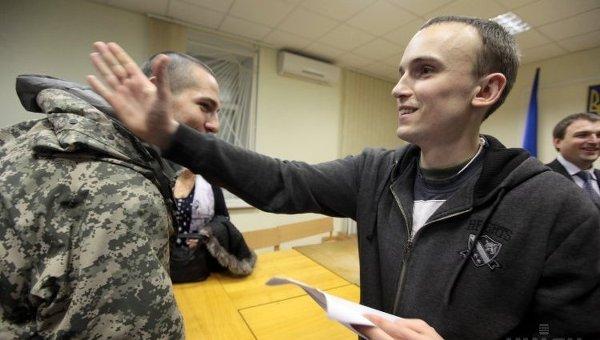 Суд отпустил подозреваемого вубийстве Бузины Медведько под личное обязательство