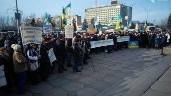 Аграрии протестуют против отмены налоговых льгот