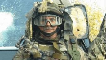 Олег Мужчиль, убитый в ходе спецоперации СБУ в Киеве