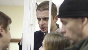 Суд по делу подозреваемого в убийстве Бузины