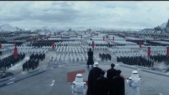 В китайском трейлере Звездных войн показали новые кадры из фильма. Видео