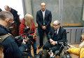 В Киевском райсуде Полтавы проходит пятое заседание по сути по делу Харьковского городского головы Геннадия Кернеса.