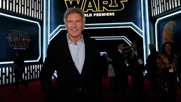 Кинокомпания признала вину засломанную ногу Форда насъемках «Звездных вой ...