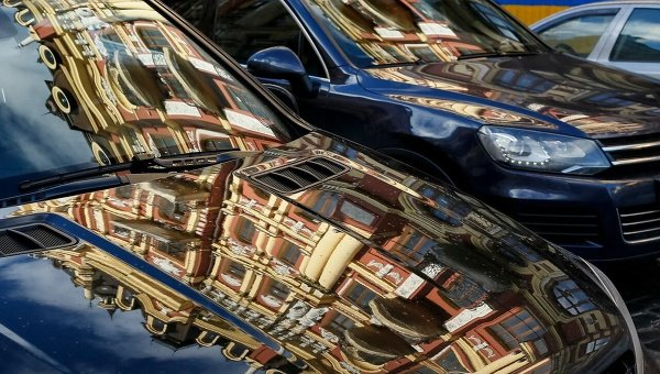 Автомобили. Архивное фото