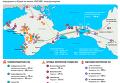 Развитие системы энергоснабжения Крыма. Инфографика