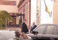 Встреча Михаила Саакашвили с, как утверждает Артем Шевченко, Дмитрием Мазепиным