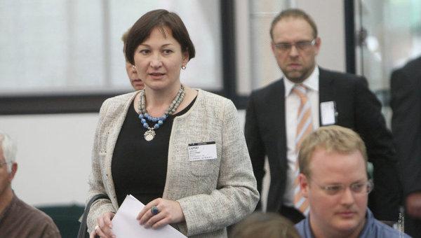 Валентина Теличенко. Архивное фото