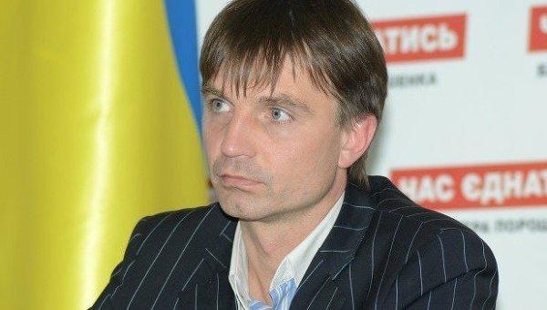 Глава Днепропетровского облсовета Глеб Прыгунов