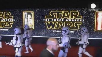 Премьера Звездных войн. Пробуждение силы в Лос-Анджелесе