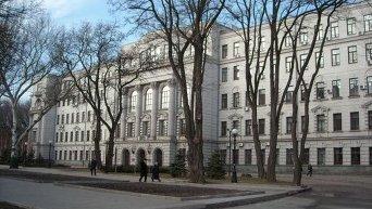 Здание Днепропетровского областного совета. Архивное фото