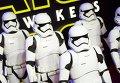 Премьера фильма Звездные войны: Пробуждение силы в Лондоне