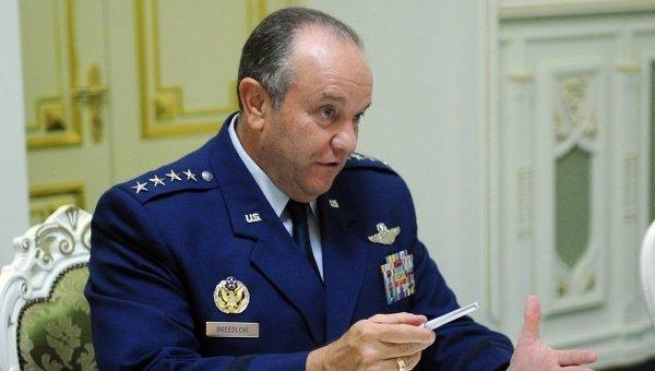 Командующий войсками НАТО в Европе Филип Бридлав