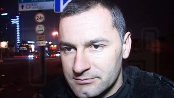 ДТП с авто экс-мэра Киева Омельченко