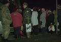 Выезд сторонников перевыборов из Кривого Рога в Киев. Видео