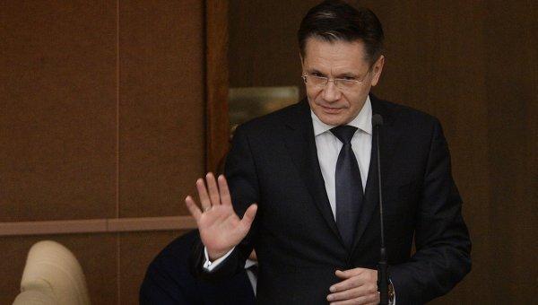 Алексей Лихачев на заседании Госдумы 22 декабря 2015 года