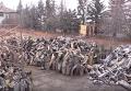 В Сватово полностью зачищена территория от взрывоопасных предметов. Видео