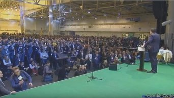 Саакашвили: не боюсь не Сени не Бени