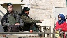 Военные в Израиле. Архивное фото