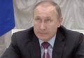 Путин: впервые слышу об аресте директора Библиотеки украинской литературы