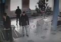 Камеры зафиксировали нападавших на главу Укравтодора. Видео