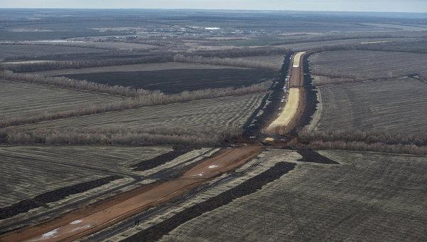 Стройка российской железной дороги в обход Украины вышла на финишную прямую