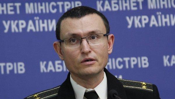 Начальник пресс-службы Генштаба ВСУ Владислав Селезнев