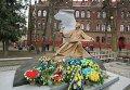 Памятника Михаилу Вербицкому во Львове