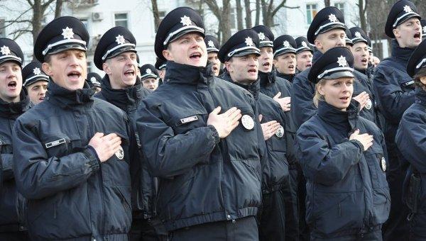 В Хмельницком начала работу патрульная полиция