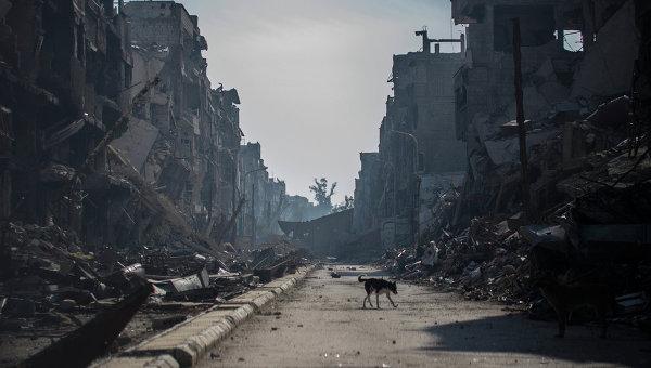 В результате ракетных ударов по Сирии погибло 10 человек