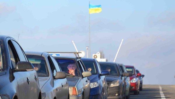 Ситуация на админгранице с Крымом. Архивное фото