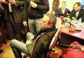 Геннадий Корбан в ходе судебного заседания