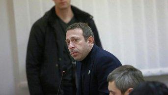 Геннадий Корбан в ходе судебного заседания. Архивное фото