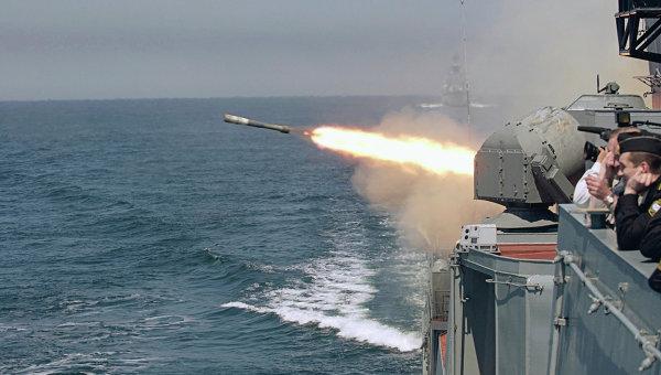 Учения Балтийского и Северного флотов ВМС РФ