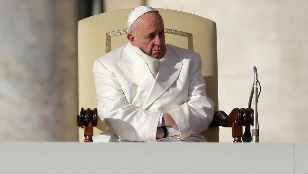 Папа Римский помолился зажертв Голодомора