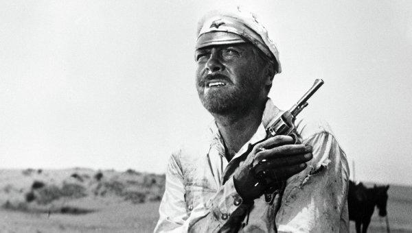 Анатолий Кузнецов в фильме Белое солнце пустыни