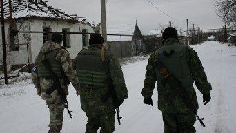 Ситуация в Станице Луганской