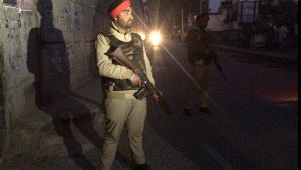 Группа боевиков атаковала базу ВВС Индии рядом с пакистанской границей